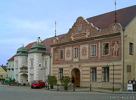 Drosendorf - Rathaus