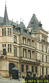 Der Palast des Großherzogs