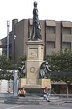 Denkmal von König Wilhelm II.