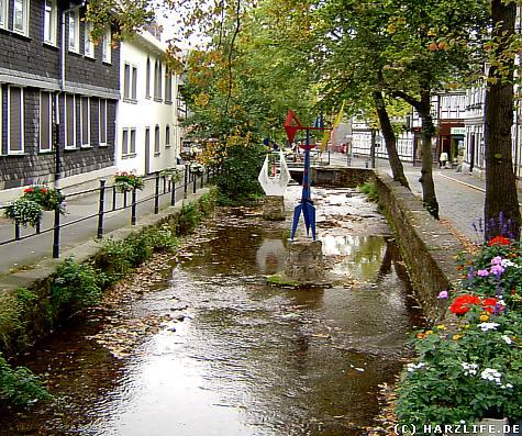 Goslar - An der Abzucht