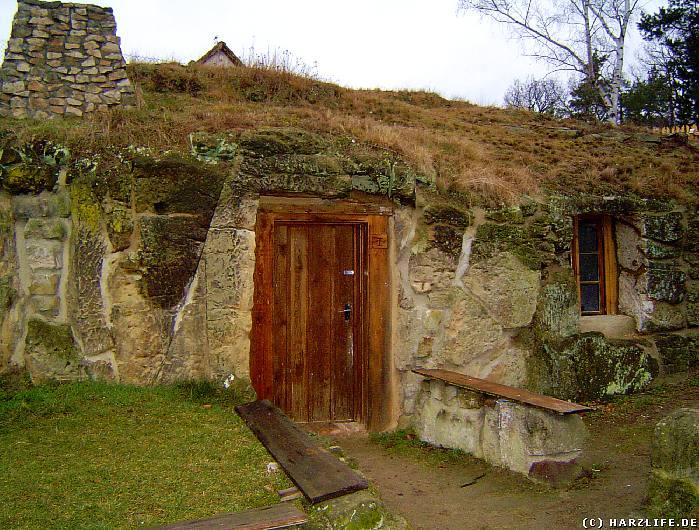 Höhlenwohnung auf dem Schäferberg