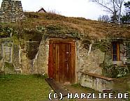 Höhlenwohnung Nr. 1