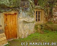 Höhlenwohnung Nr. 3 auf dem Schäferberg