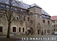 Der Petershof in Halberstadt