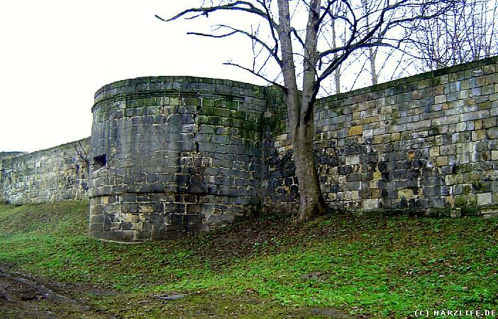 Halberstadt - Stadtmauer