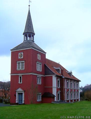 Wolfshagen St. Thomas Kirche