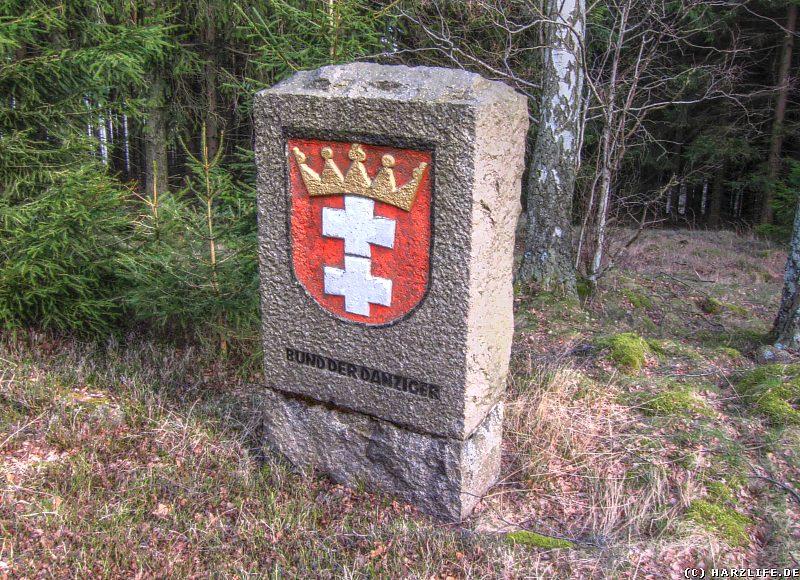Gedenkstein des Bundes der Danziger