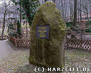 Der Hermann-Dommes-Gedenkstein