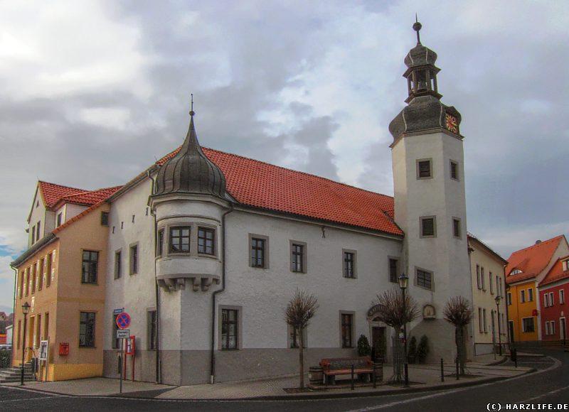 Das Gerbstedter Rathaus