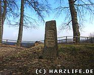 Der Uhland-Gedenkstein