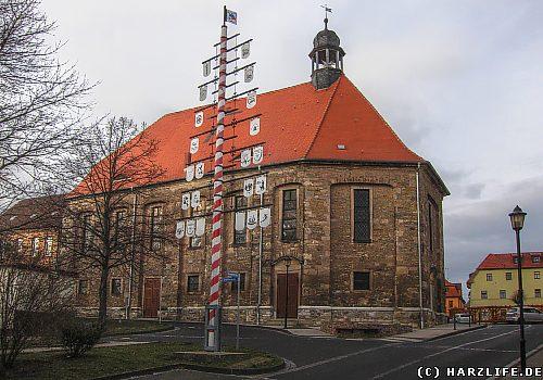Die St.-Johannis-Kirche in Gerbstedt