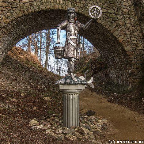 Krodo-Statue