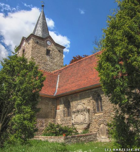 Welbsleben - Kirche