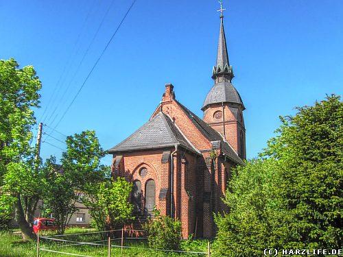 Wiederstedt - Dorfkirche