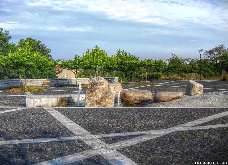 Der Jacobsbrunnen in Gernrode