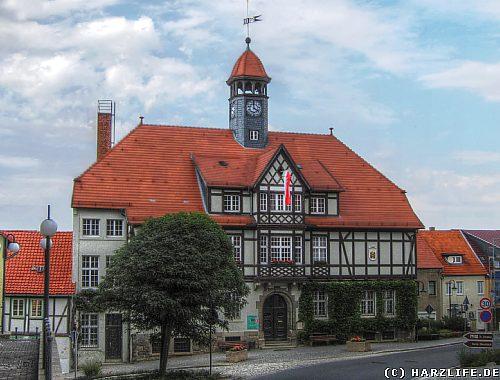 Die Stiftskirche in Gernrode