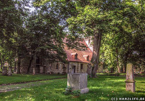 Die Kirche in Hoym