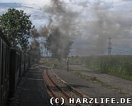 Fahrt unter Dampf