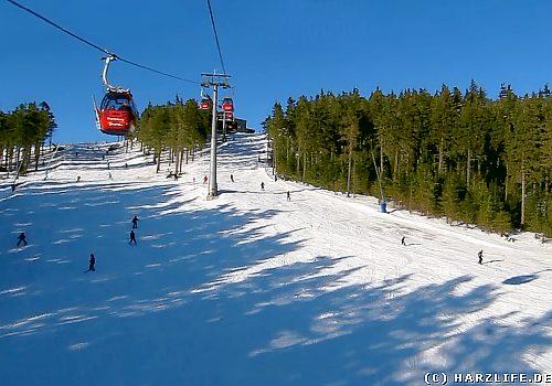 Wintersport am Wurmberg