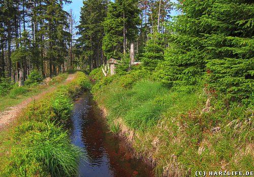 Der Clausthaler Flutgraben