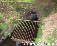 Einlaufmundloch des Bielenwieser Wasserlaufes