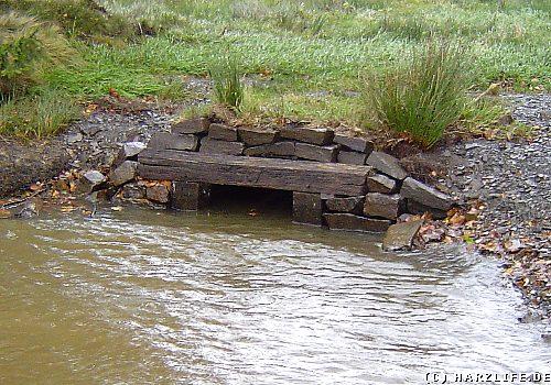 Der Mönchsthaler Wasserlauf