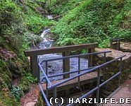 Der Nabetaler Wasserfall