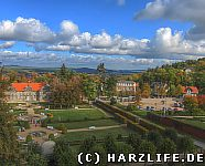 Kleines Schloß und Barockgarten