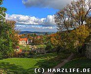 Berggarten - Kleines Schloss