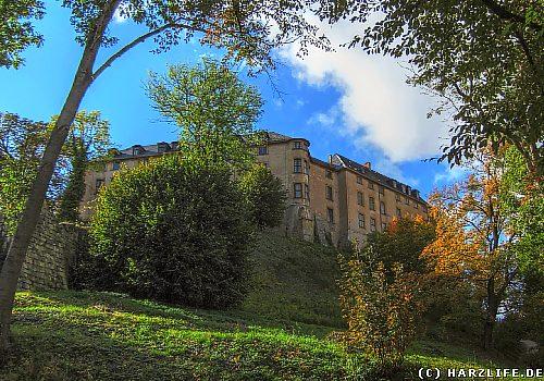 Das Große Schloß in Blankenburg