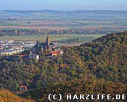 Schloss Wernigerode vom Kaiserturm