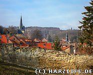 Mauern und Türme in Blankenburg