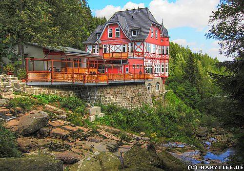 Gasthaus ''Steinerne Renne''