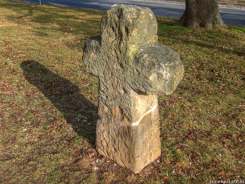 Das Blankenburger Sühnekreuz