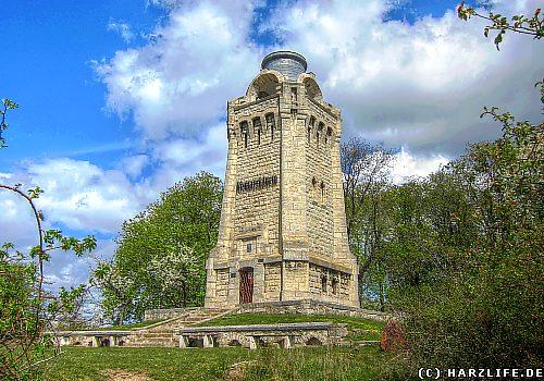 Osterwieck - Der Bismarckturm