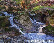 oberster Wasserfall