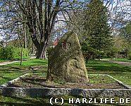 Osterwieck Gedenkstein