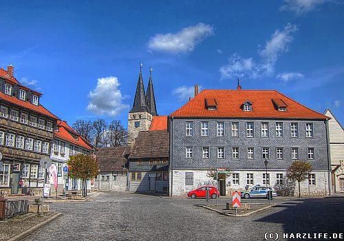 Osterwieck - Der Marktplatz