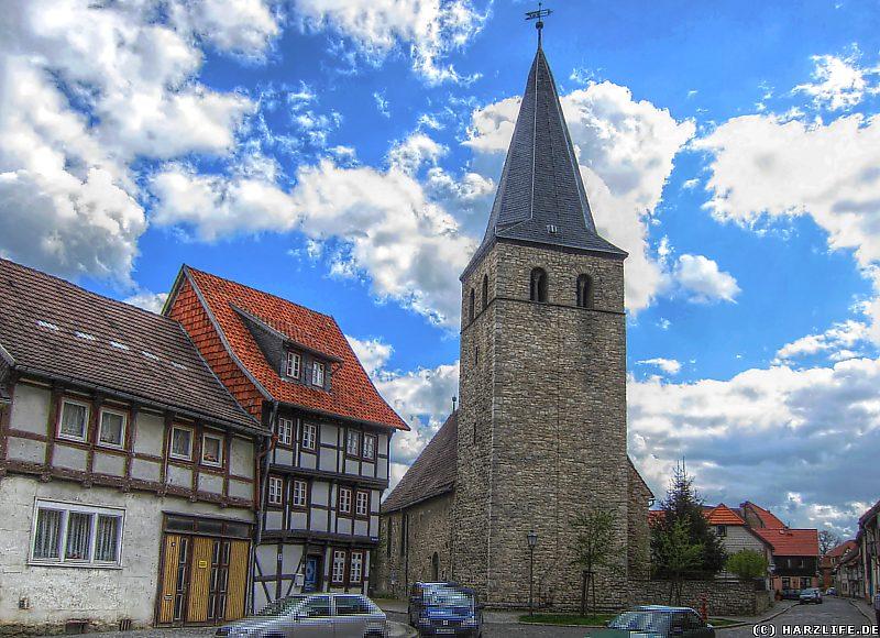 Die Nicolaikirche in Osterwieck