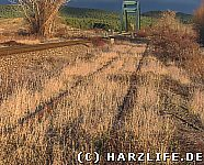 Blankenburg - altes Gleisstück