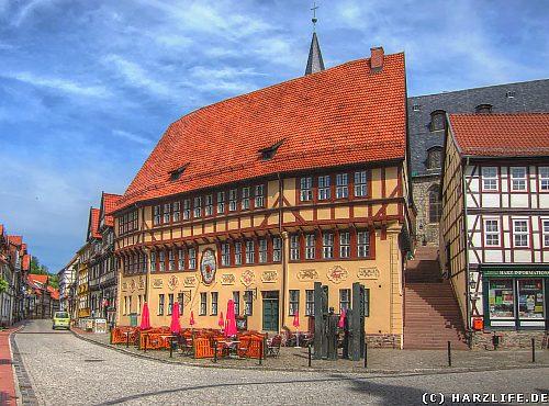 Das Stolberger Rathaus