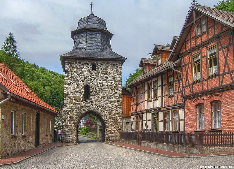 Stolberg - Das Rittertor