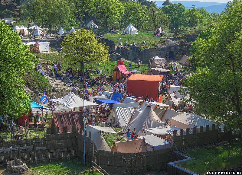 Das Wikingerlager