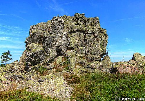 Die Hanskühnenburg-Klippe