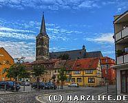 Hopfenmarkt und St.-Stephani-Kirche