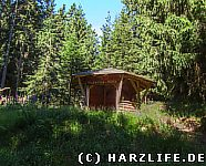 Die Hubertus-Hütte
