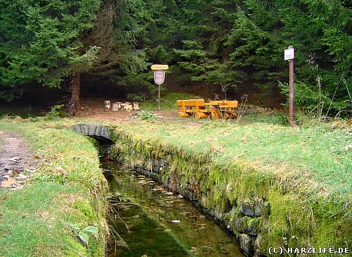 wandern im Harz - Am Dr.-Martin-Schmidt-Platz
