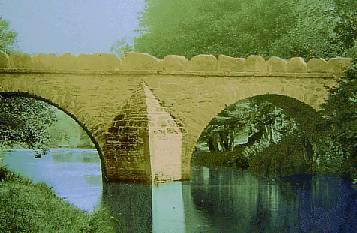 Die Trogfurter Brücke