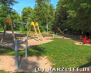 Spielplatz auf dem Auerberg