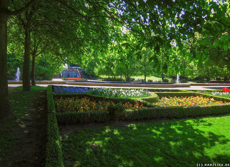 Ballenstedt - Im Schloßpark